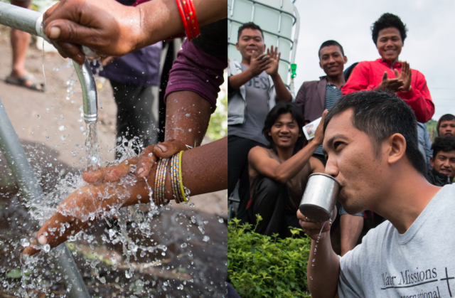 'It Makes a Lasting Impact': DRI Foundation and Water Missions International Partner for Nepal Relief